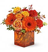 Flower Bouquets: Sunrise Sunset Bouquet