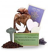 Home Decor: Sympathy Grows Memory Garden