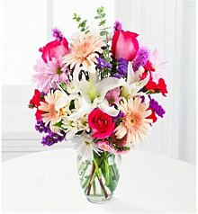 Flower Bouquets: Peach Daiquiri Bouquet
