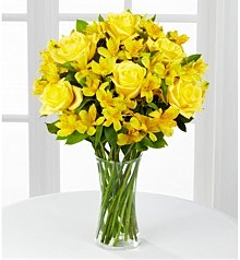 Flower Bouquets: Citrus Burst Bouquet