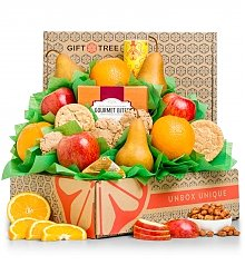 Fruit Baskets: Healthy Choices Premium Grade Fruit Gift